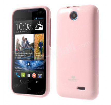 Θήκη TPU για HTC Desire 310 pink