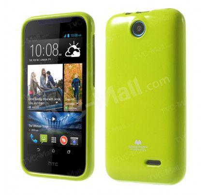Θήκη TPU για HTC Desire 310 green