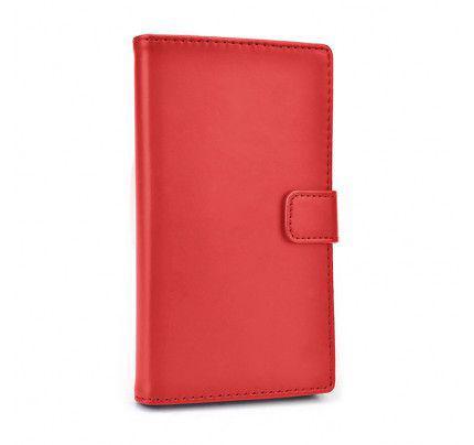 """Θήκη Smart Universal Modern για Smartphones 4-4,5"""" κόκκινου χρώματος"""