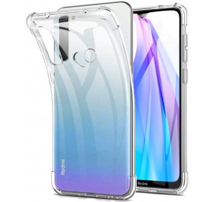 Θήκη OEM TPU Slim για Xiaomi Redmi Note 8T διάφανη