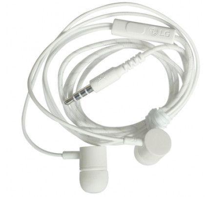 LG Stereo Headset EAB64168751 for LG G2/G3/G4/G5, white, Bulk