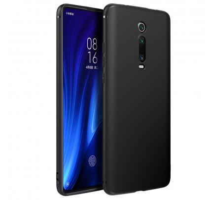 Θήκη TPU Slim για Xiaomi Mi 9T μαύρου χρώματος