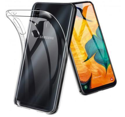 Θήκη OEM TPU Slim για Samsung Galaxy A20e διάφανη