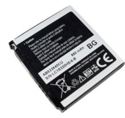 Μπαταρία Samsung AB533640CU 880 mAh για F330/G400/S3600 (χωρίς συσκευασία)
