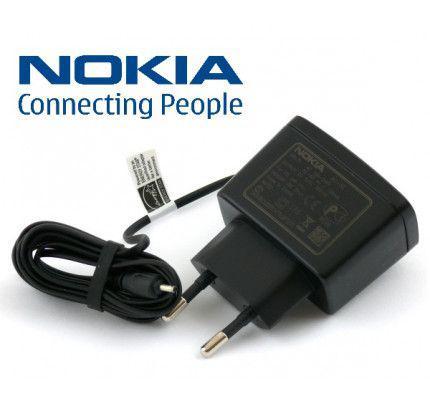 Nokia Φορτιστής Ταξιδίου AC-3E (χωρίς συσκευασία)
