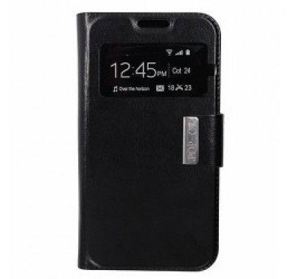 Θήκη Uni S-View για Alcatel One touch Pop C9 black