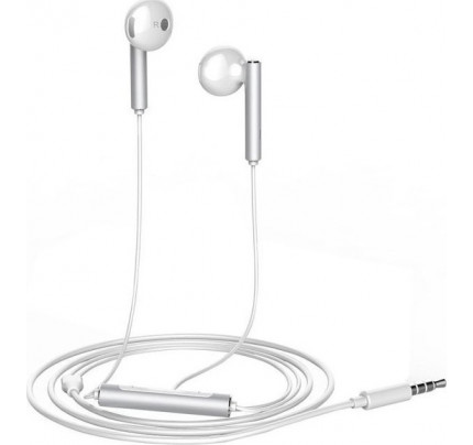 Huawei AM116 Stereo Headphones with Remote White / Gold Original Blister