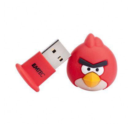 USB Flash Pendrive 8GB EMTEC A100 Angry Birds