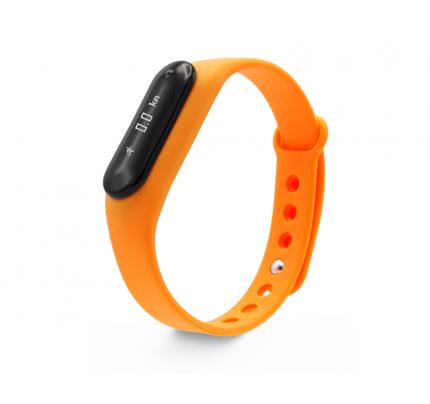 Nordmende SmartBand BravoFIt 100 HR πορτοκαλί χρώματος