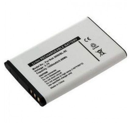 Μπαταρία για Nokia BL-5C 1200mah όχι γνήσια