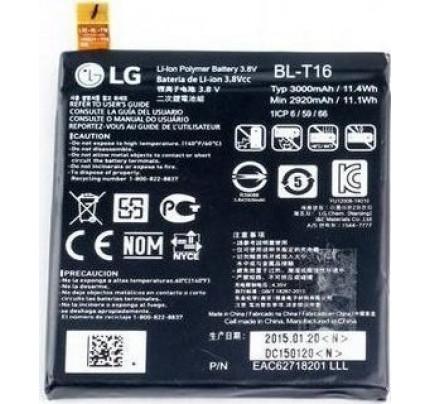 Μπαταρία LG Original BL-T16 3000mah Li-on LG G FLEX 2 H955