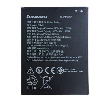 Μπαταρία Original Lenovo BL243 3000mah Li-Ion Lenovo A7000
