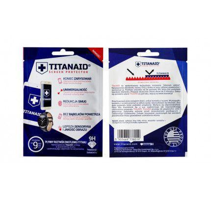 Φιλμ Προστασίας Οθόνης Tempered Glass TITANAID (άθραυστο ) 9H για όλες τις συσκευές σε υγρή μορφή