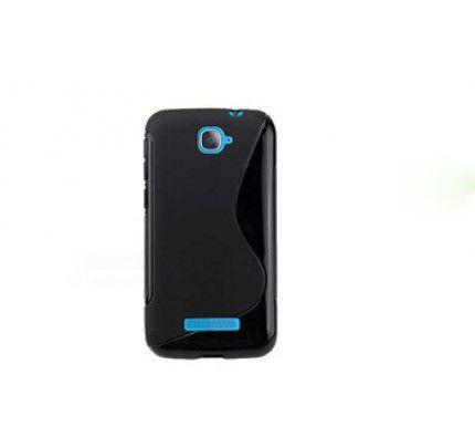 Θήκη TPU S-Line για Alcatel Pop C7 black