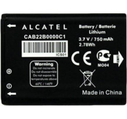 Μπαταρία Alcatel CAB22B0000C1 για One Touch OT-2010 Original bulk