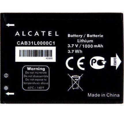 Μπαταρία Original Alcatel CAB31L0000C1 για One Touch 30.40