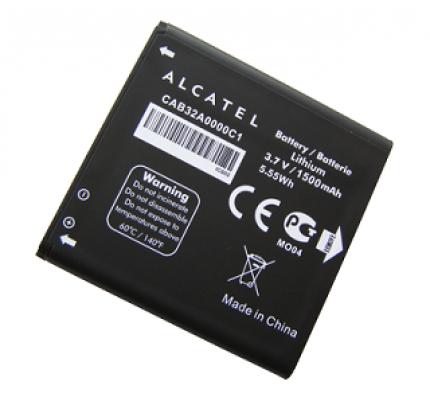 Μπαταρία Original Alcatel CAB32A0000C1 για OT-6010 (χωρίς συσκευασία)