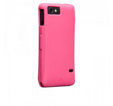 Case-mate Smooth Cases for Sony Xperia Go - Pink