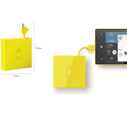 Nokia Power Bank DC-18 Yellow 1720mah