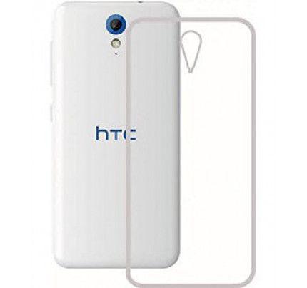 Θήκη TPU Ultra Slim για HTC Desire 620 διάφανη