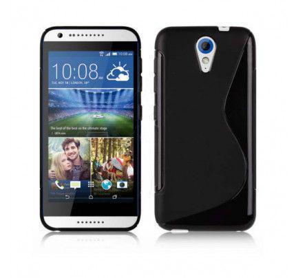 Θήκη TPU S-Line για HTC Desire 620 black
