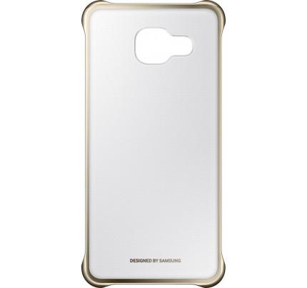 Samsung Original Clear Cover EF-QA510CFE  A5 2016 gold