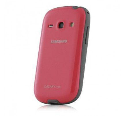 Samsung EF-PS681BPEGWW Cover+ Pink S6810 Galaxy Fame