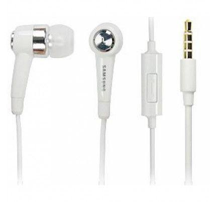 Samsung Handsfree Stereo Headset EHS44AFSWE White (χωρίς συσκευασία)