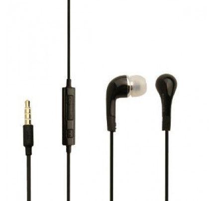 Samsung Handsfree Stereo Headset EHS64AVFBE Black (χωρίς συσκευασία)
