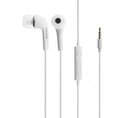 Samsung Handsfree Stereo Headset EHS64AVFWE White χωρίς συσκευασία