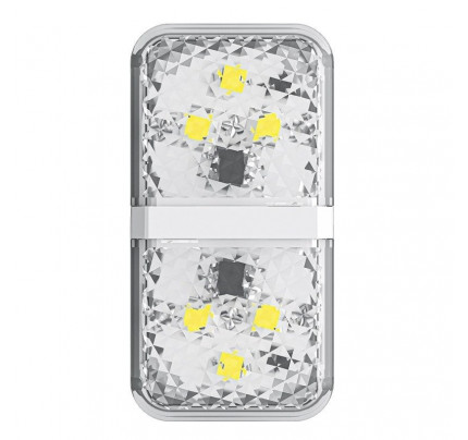 Baseus Door Open Warning Light (2pcs/pack) White