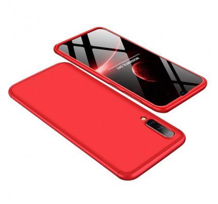 Θήκη OEM 360 Protection front and back full body για Samsung Galaxy A50 κόκκινου χρώματος