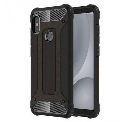 Θήκη OEM Hybrid Armor Back Cover για Xiaomi Redmi S2 black