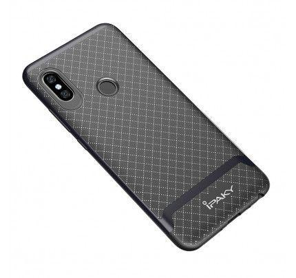 Θήκη iPaky Bumblebee Neo Hybrid case cover with PC Frame for Xiaomi Redmi Note 5 grey