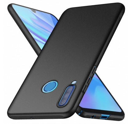 MSVII Simple Ultra-Thin Cover PC Case for Huawei P30 Lite black
