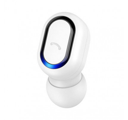 Remax Bluetooth 5.0 TWS Headset Wireless In-ear Headphone white (RB-T31 white)