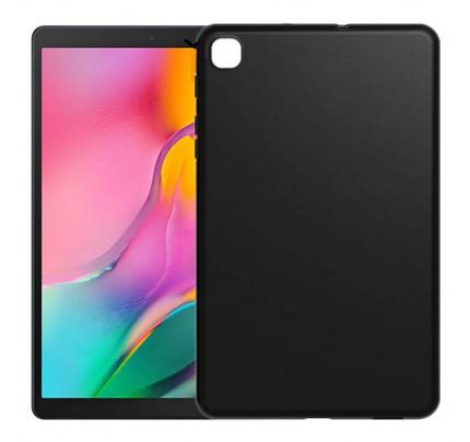 Slim Case ultra thin cover for Samsung Galaxy Tab A7 10.4'' 2020 μαύρου χρώματος