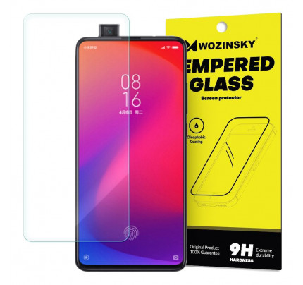 Wozinsky Tempered Glass 9H Screen Protector for Xiaomi Mi 9T Pro / Mi 9T