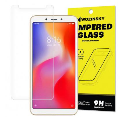 Wozinsky Tempered Glass 9H Screen Protector for Xiaomi Redmi 6