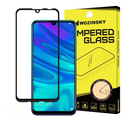 Wozinsky Tempered Glass Full Glue Super Tough Full Coveraged Case Friendly for Huawei P Smart 2019 black