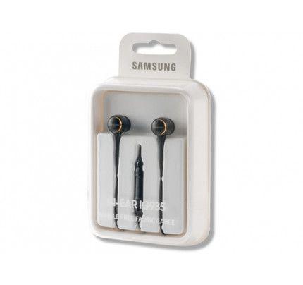Samsung EO-IG935BBEG Stereo Headset μαύρου χρώματος σε original blister