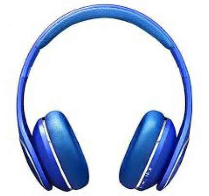 Samsung EO-PN900BLE Headphone Level On blue