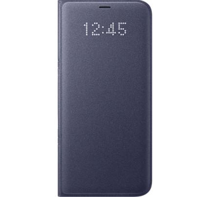 Samsung Original Led View Cover EF-NG955PVE S8 Plus Violet