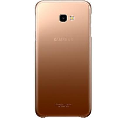 Samsung EF-AJ415CFE Gradation Cover J4 PLUS 2018 gold