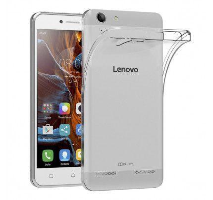 """Θήκη TPU Ultra Slim 0,3mm για Lenovo K5 / K5 PLUS 5"""" διάφανη"""