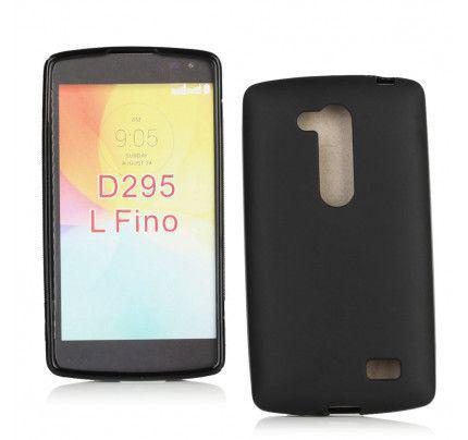 Θήκη TPU  για LG L Fino D331black