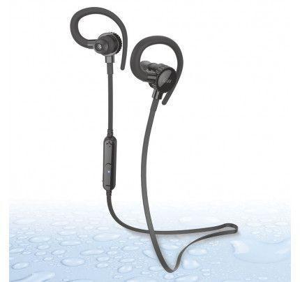 iLuv Fit Active Jet 2 Wireless Sport in Ear Earphones Black
