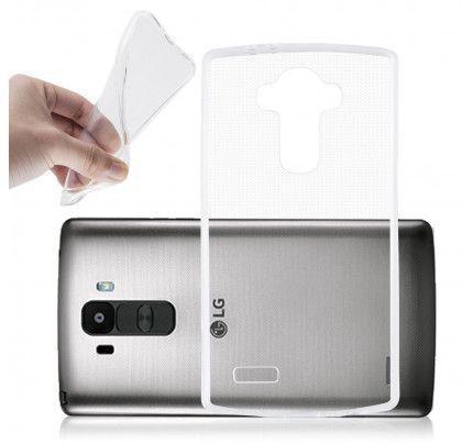 Θήκη TPU Ultra Slim 0,3mm για LG G4 διάφανη