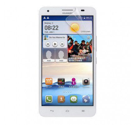 Φιλμ Προστασίας Οθόνης για Huawei Ascend G750 (2 TEM)