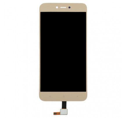 Οθόνη LCD με Μηχανισμό Αφής για Xiaomi Redmi 5A gold